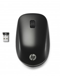 HP Ultra Mobile Wireless hiiri Molempikätinen Langaton RF Optinen 1200 DPI Hp H6F25AA#ABB - 1