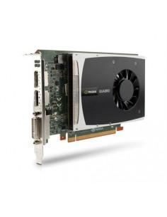 HP WS077AV näytönohjain NVIDIA 1 GB GDDR5 Hp WS077AV - 1