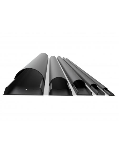 Multibrackets 1318 kabelskydd Sladdhantering Svart Multibrackets 7350022731318 - 1