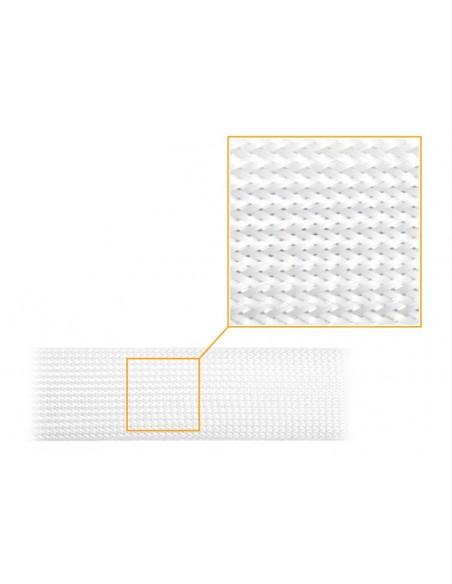 Multibrackets M Universal Cable Sock White 55mm-W 10m-L Multibrackets 7350022731691 - 4
