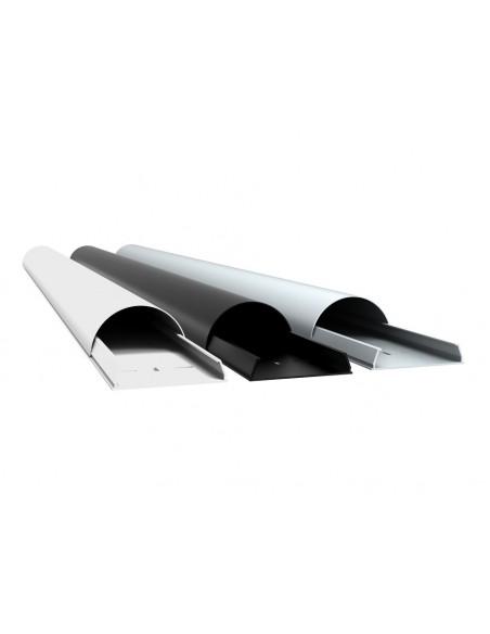 Multibrackets M Universal Cable Cover Black 80mm-W 1600-L Multibrackets 7350022732179 - 5