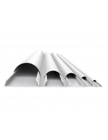 Multibrackets 2186 kaapelisuojain Kaapelin hallinta Valkoinen Multibrackets 7350022732186 - 1