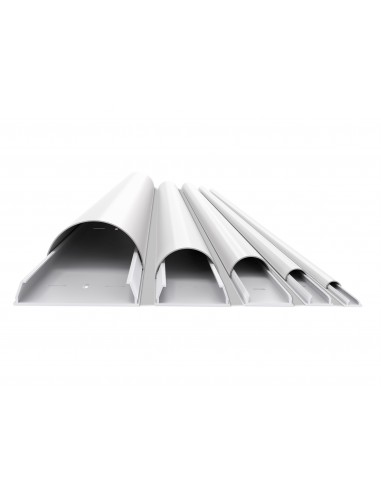 Multibrackets 2186 kabelskydd Sladdhantering Vit Multibrackets 7350022732186 - 1