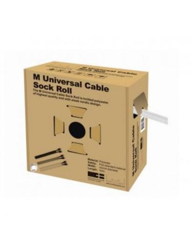 Multibrackets 7350022732490 kabelsamlare Kabelstrumpa Vit Multibrackets 7350022732490 - 1