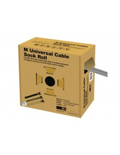 Multibrackets M Universal Cable Sock Roll Silver 55mm-W 50m-L Multibrackets 7350022732506 - 1