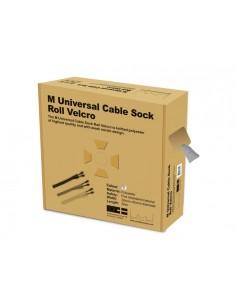 Multibrackets 2841 kabelsamlare Kabelstrumpa Silver 1 styck Multibrackets 7350022732841 - 1