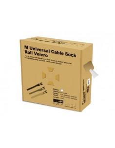 Multibrackets M Cable Sock Roll Velcro White 50m-L Multibrackets 7350022732865 - 1