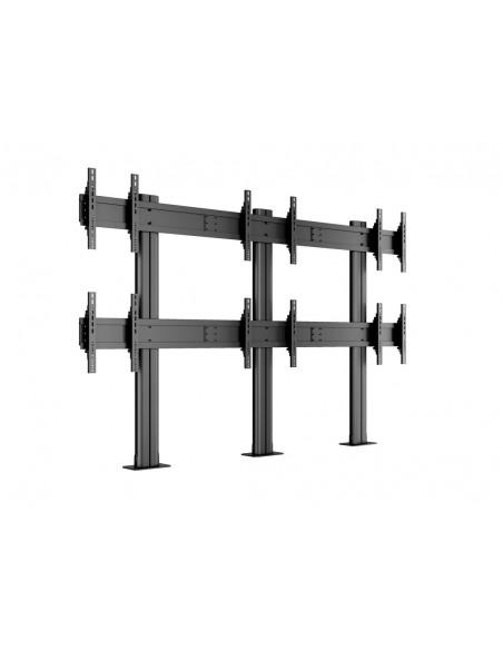 "Multibrackets M Public Video Wall Stand 6-Screens 40-55"" Black Multibrackets 7350022739727 - 15"