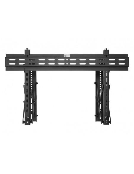 Multibrackets M Public Video Wall Mount Push Rail 450mm Multibrackets 7350073730537 - 4