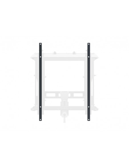 Multibrackets M Extender kit Push HD 600x400 Multibrackets 7350073730575 - 5