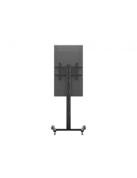 """Multibrackets 0643 kyltin näyttökiinnike 160 cm (63"""") Musta Multibrackets 7350073730643 - 16"""