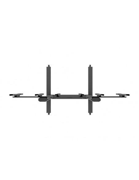 """Multibrackets 1800 kyltin näyttökiinnike 139.7 cm (55"""") Musta Multibrackets 7350073731800 - 6"""