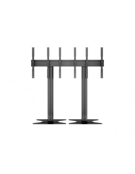"""Multibrackets 1800 fäste för skyltningsskärm 139.7 cm (55"""") Svart Multibrackets 7350073731800 - 14"""