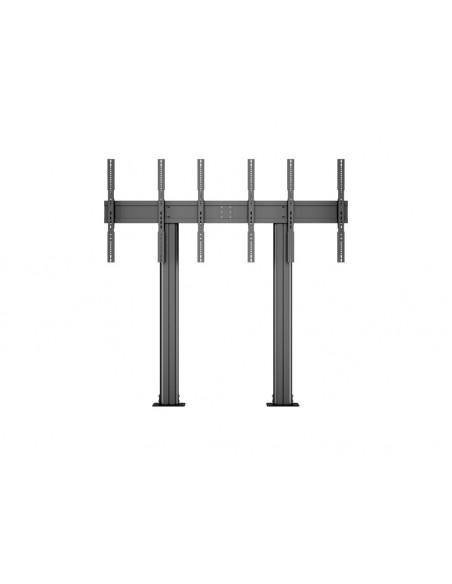 """Multibrackets 1800 fäste för skyltningsskärm 139.7 cm (55"""") Svart Multibrackets 7350073731800 - 16"""
