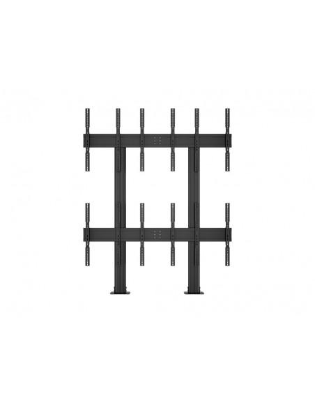 """Multibrackets 1824 fäste för skyltningsskärm 139.7 cm (55"""") Svart Multibrackets 7350073731824 - 16"""