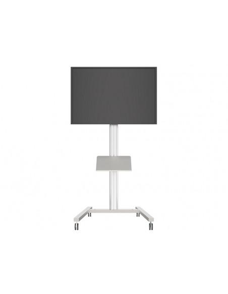 Multibrackets M A3 Brochure Shelf Public Display Stand Silver Multibrackets 7350073732234 - 8