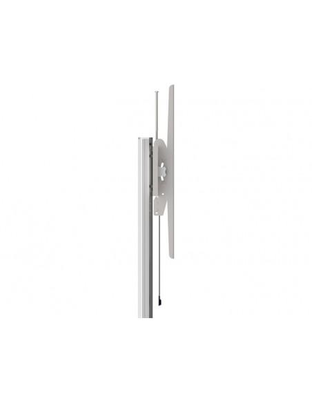 Multibrackets M Public Display Stand 180 Dual Pillar Floorbase Silver Multibrackets 7350073732555 - 5