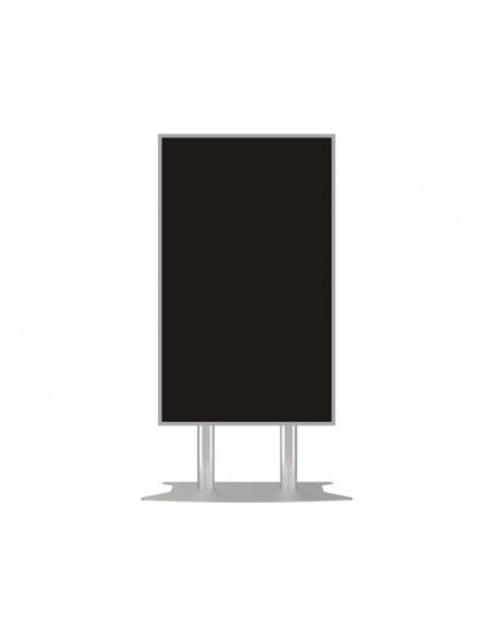 """Multibrackets 2555 fäste för skyltningsskärm 2.79 m (110"""") Silver Multibrackets 7350073732555 - 7"""