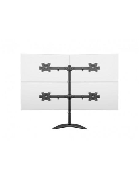"""Multibrackets 3347 fäste och ställ till bildskärm 68.6 cm (27"""") Fristående Svart Multibrackets 7350073733347 - 17"""
