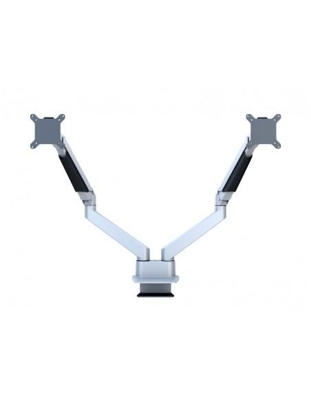 Multibrackets M VESA Gas Lift Arm Dual Side by Silver Multibrackets 7350073733972 - 2