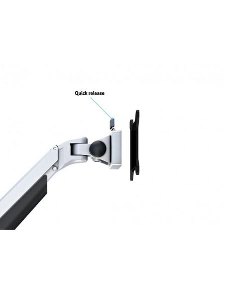 Multibrackets M VESA Gas Lift Arm Dual Side by Silver Multibrackets 7350073733972 - 10
