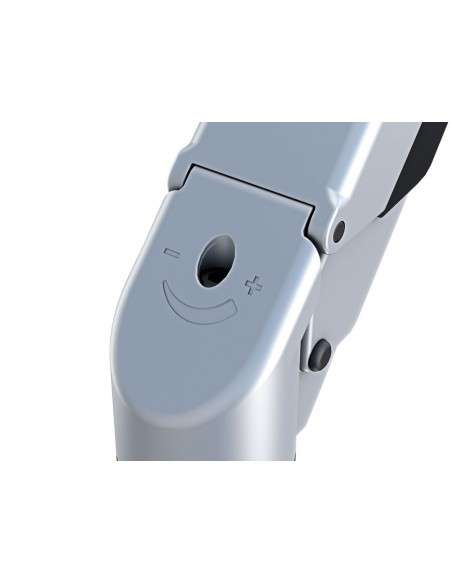Multibrackets M VESA Gas Lift Arm Dual Side by Silver Multibrackets 7350073733972 - 11