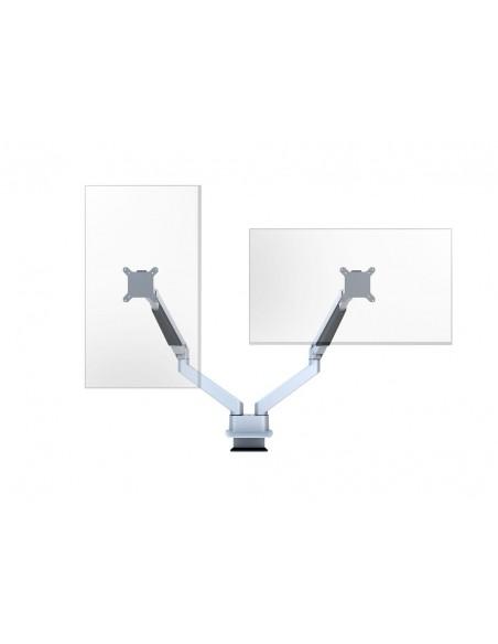 """Multibrackets 3972 fäste och ställ till bildskärm 81.3 cm (32"""") Klämma Silver Multibrackets 7350073733972 - 13"""