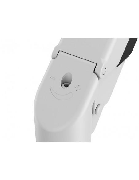 """Multibrackets 3989 monitorin kiinnike ja jalusta 81.3 cm (32"""") Puristin Valkoinen Multibrackets 7350073733989 - 11"""