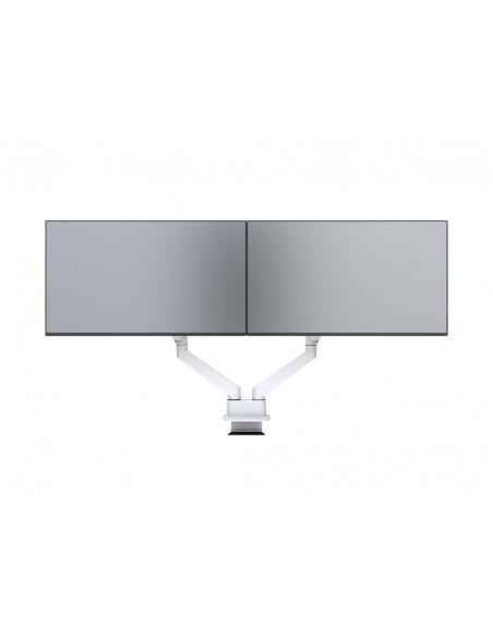 """Multibrackets 3989 monitorin kiinnike ja jalusta 81.3 cm (32"""") Puristin Valkoinen Multibrackets 7350073733989 - 15"""