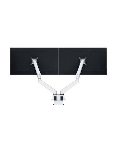 """Multibrackets 3989 monitorin kiinnike ja jalusta 81.3 cm (32"""") Puristin Valkoinen Multibrackets 7350073733989 - 17"""