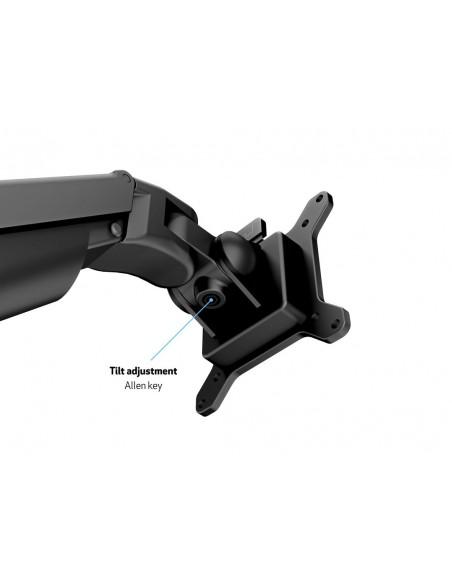 """Multibrackets 4207 monitorin kiinnike ja jalusta 81.3 cm (32"""") Puristin Musta Multibrackets 7350073734207 - 10"""