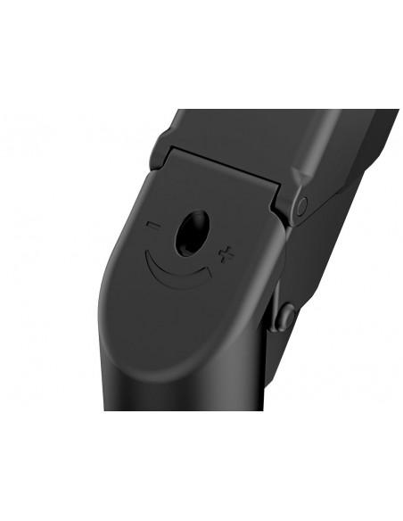 """Multibrackets 4207 monitorin kiinnike ja jalusta 81.3 cm (32"""") Puristin Musta Multibrackets 7350073734207 - 12"""