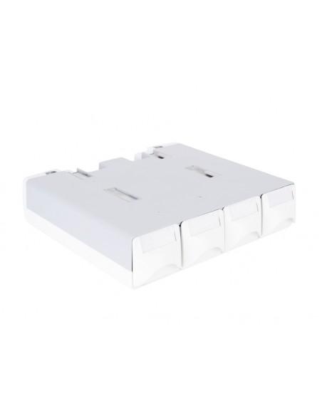 Multibrackets 4375 multimedialaitteiden kärryjen lisävaruste Harmaa, Hopea Alumiini, Muovi, Terästä Laatikko Multibrackets 73500