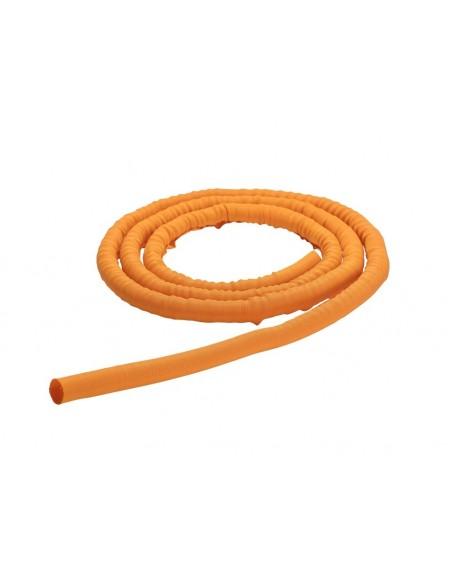 Multibrackets M Universal Cable Sock Self Wrapping 19mm Orange 25m Multibrackets 7350073734474 - 3