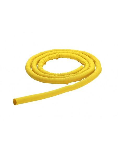 Multibrackets M Universal Cable Sock Self Wrapping 25mm Yellow 25m Multibrackets 7350073734504 - 3