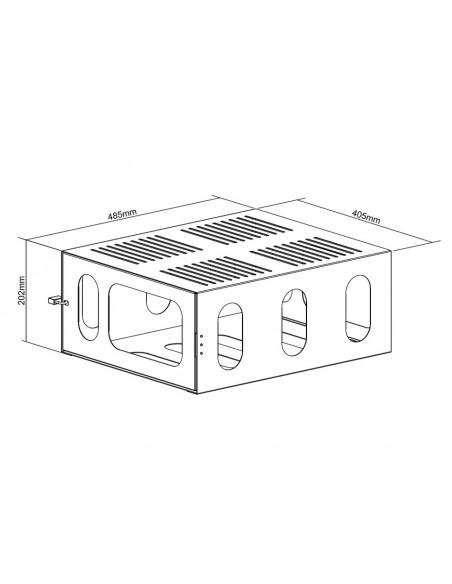 Multibrackets 5259 projektorin kiinnityksen lisätarvikkeet Terästä Valkoinen Multibrackets 7350073735259 - 2