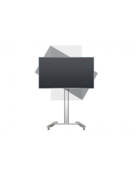 Multibrackets M Public Display Stand 180 HD Single Silver Multibrackets 7350073735327 - 14
