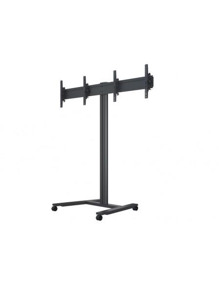 Multibrackets M Public Display Stand 180 HD Dual Black Multibrackets 7350073735358 - 3