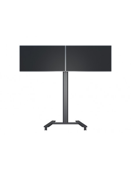 Multibrackets M Public Display Stand 180 HD Dual Black Multibrackets 7350073735358 - 9