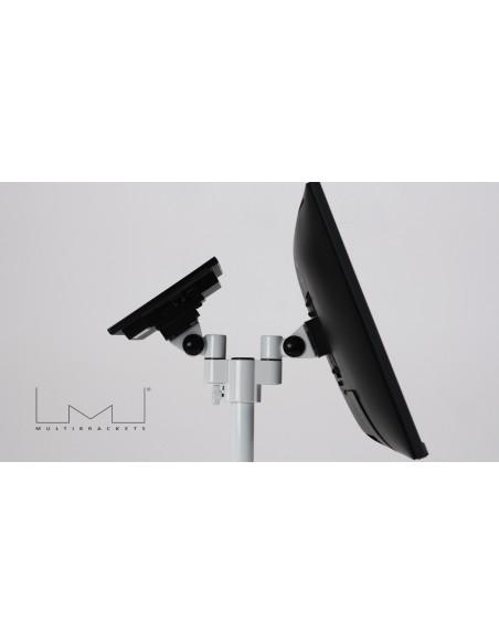 Multibrackets 5372 monitorikiinnikkeen lisävaruste Multibrackets 7350073735372 - 4