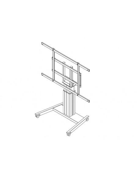 Multibrackets M CISCO Webexboard/ Spark Board Kit 70 for Manual & Motorzied Mount HD/SD Multibrackets 7350073735433 - 2