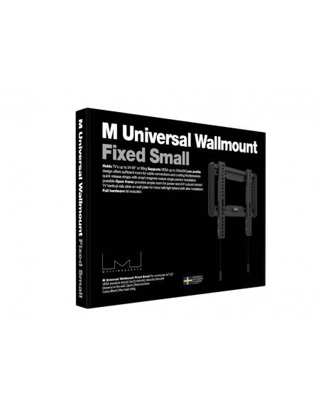 """Multibrackets 5631 TV-kiinnike 139.7 cm (55"""") Musta Multibrackets 7350073735631 - 9"""