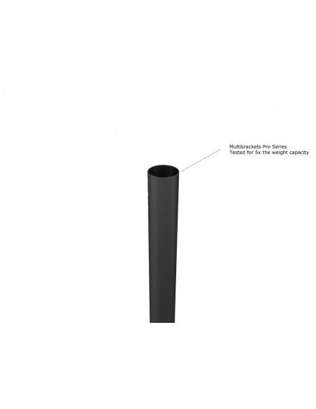 """Multibrackets 5662 kyltin näyttökiinnike 81.3 cm (32"""") Musta Multibrackets 7350073735662 - 10"""