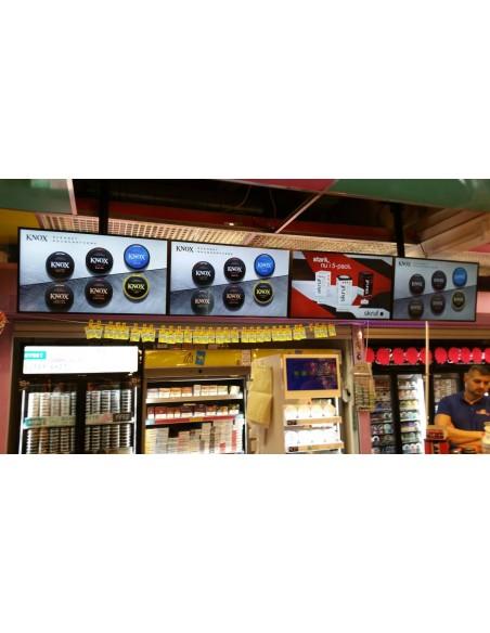 Multibrackets M Menu Board Mount Pro MBC3X1U VESA 200 Multibrackets 7350073735662 - 12