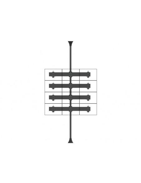 Multibrackets M Monitor Mount Fixed Pro 50/75/100 Multibrackets 7350073736300 - 6