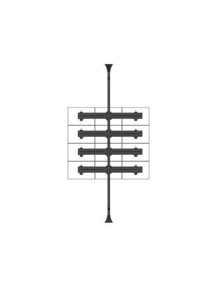 Multibrackets 6300 tillbehör till bildskärmsfäste Multibrackets 7350073736300 - 7