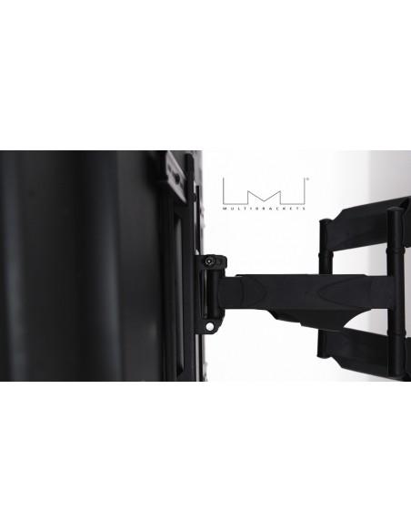 """Multibrackets 6317 kyltin näyttökiinnike 2.16 m (85"""") Musta Multibrackets 7350073736317 - 15"""
