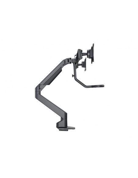 Multibrackets M VESA Gas Lift Arm w. Duo Crossbar 2 Black Multibrackets 7350073736355 - 5