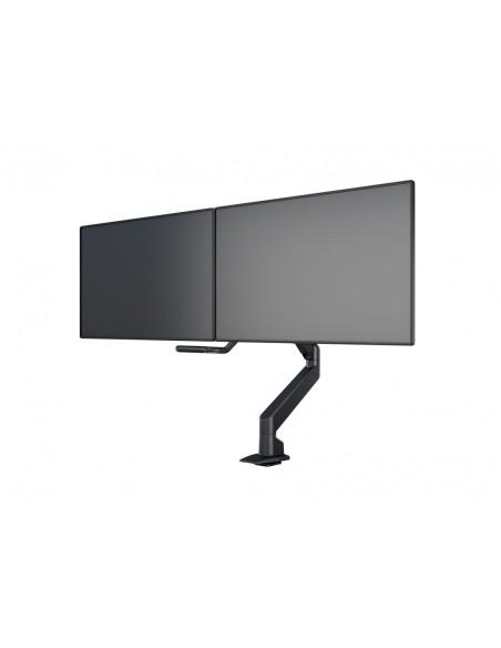 """Multibrackets 6355 monitorin kiinnike ja jalusta 71.1 cm (28"""") Puristin Musta Multibrackets 7350073736355 - 9"""