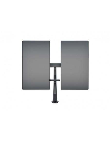 """Multibrackets 6355 monitorin kiinnike ja jalusta 71.1 cm (28"""") Puristin Musta Multibrackets 7350073736355 - 13"""